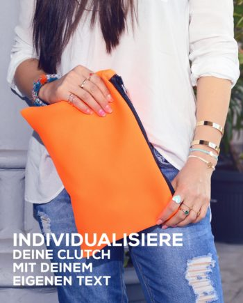 Clutch NeonOrange