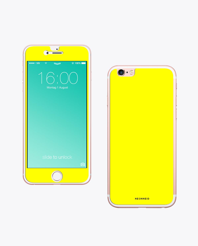 Handy Folie verändert das Design deines Smartphones nicht.