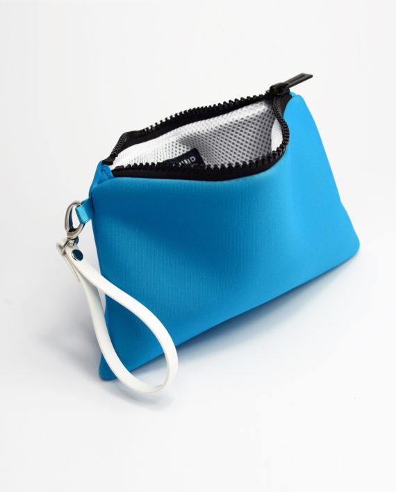 Neopren Clutch Blue