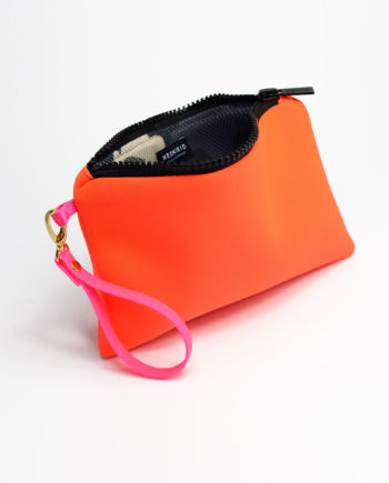 Neopren Clutch Orange