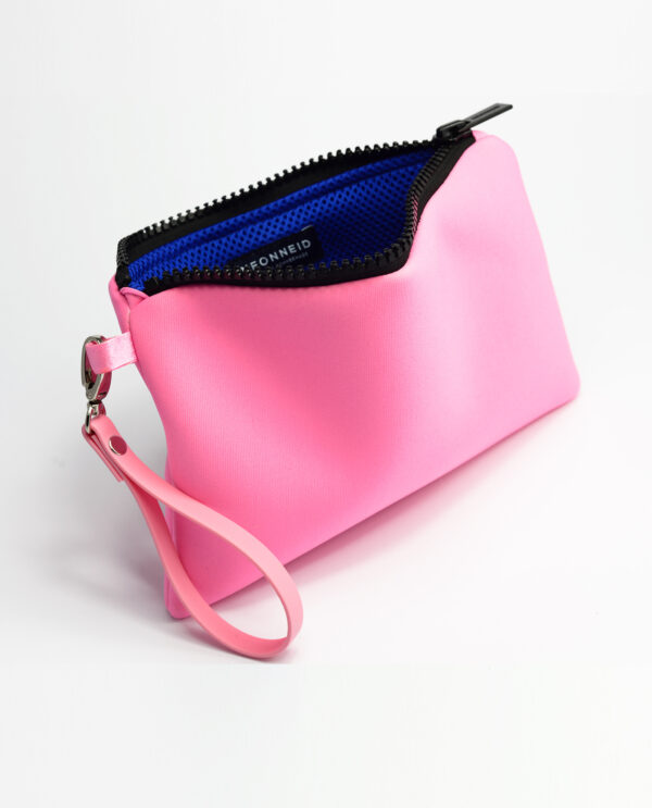 Neopren Clutch Rose