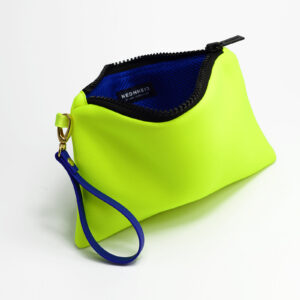 Neoprentasche Yellow