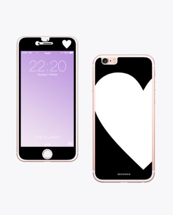 handy-folie-iphone6-blackheart