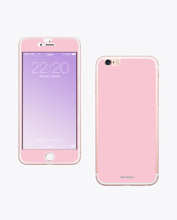 handy-folie-iphone6-rose
