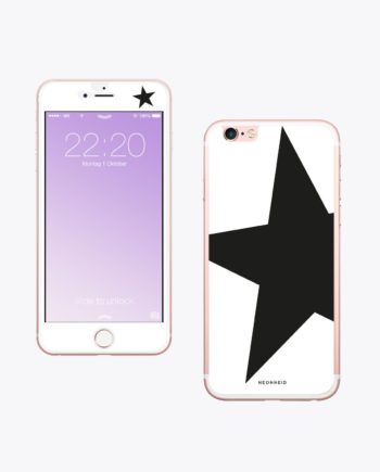 handy-folie-iphone6-whitestar